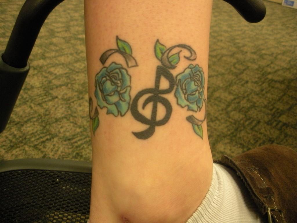 Tartan Tattoo