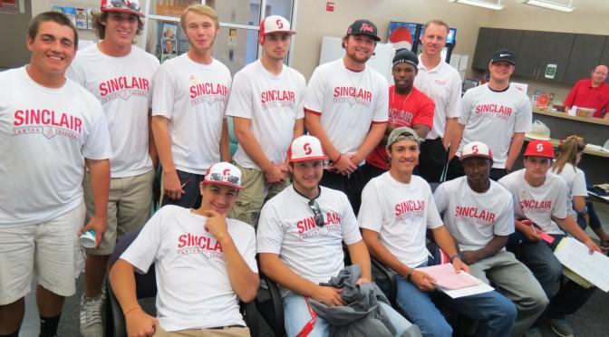 Baseball team saves lives