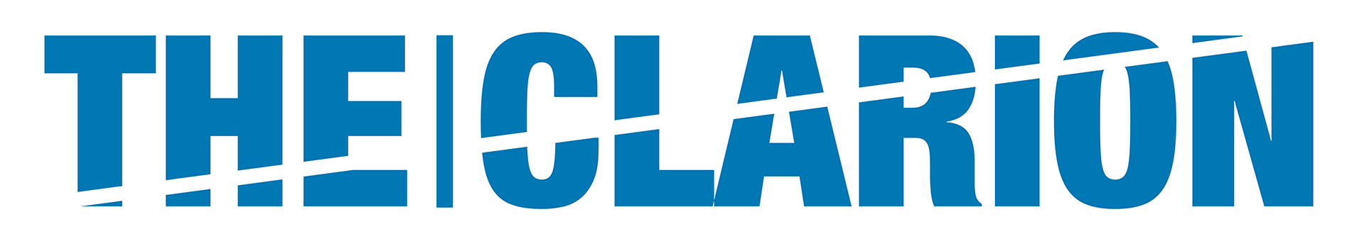NEW CLARION TITLE LOGO
