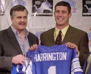 Something tells me Harrington didn't know what he was getting himself into.