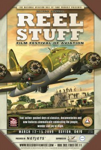 The Reel Stuff Film Festival of Aviation begins March 12 at Sinclair's Smith Auditorium.